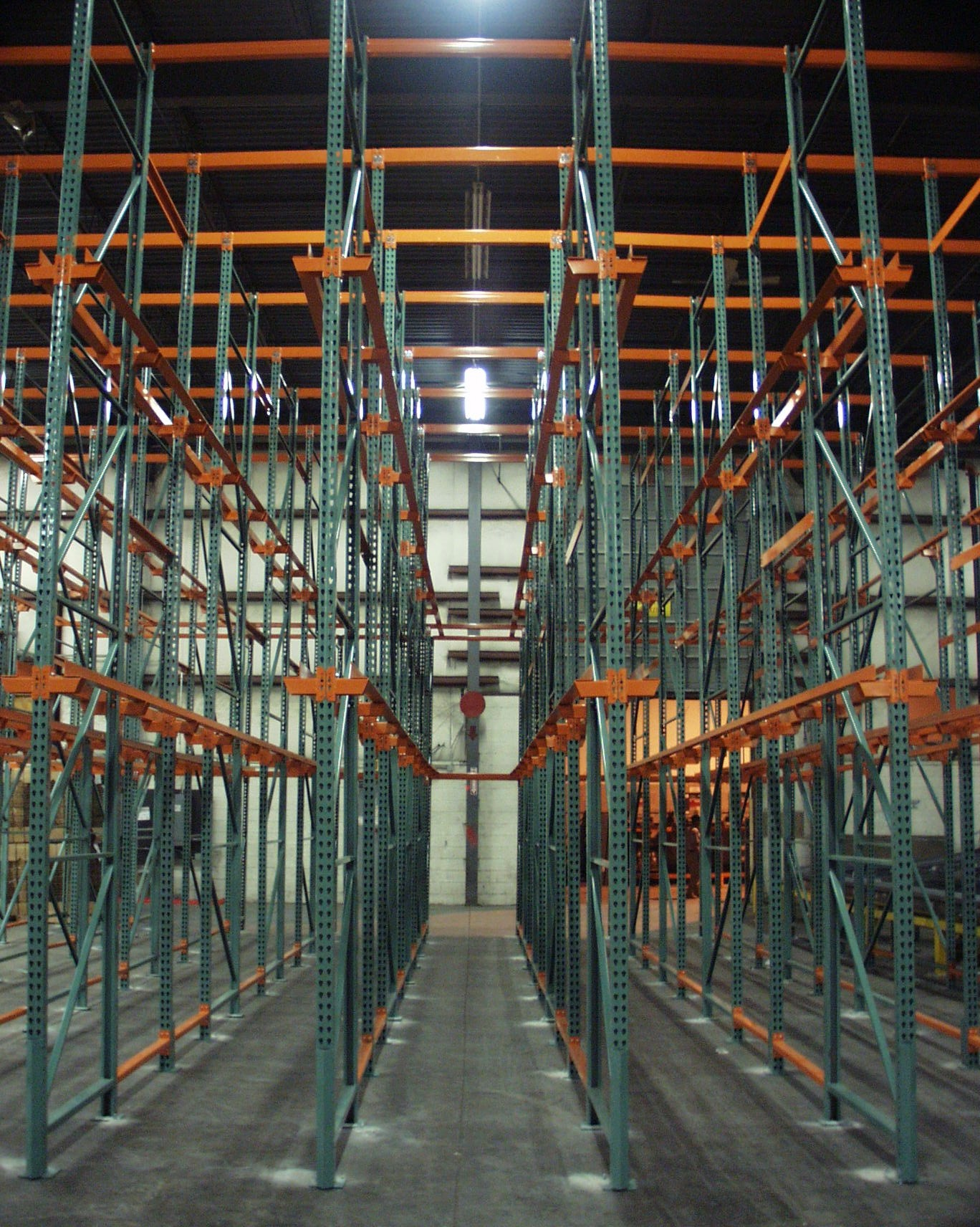 Drive In Pallet Racking Ak Material Handling Systems