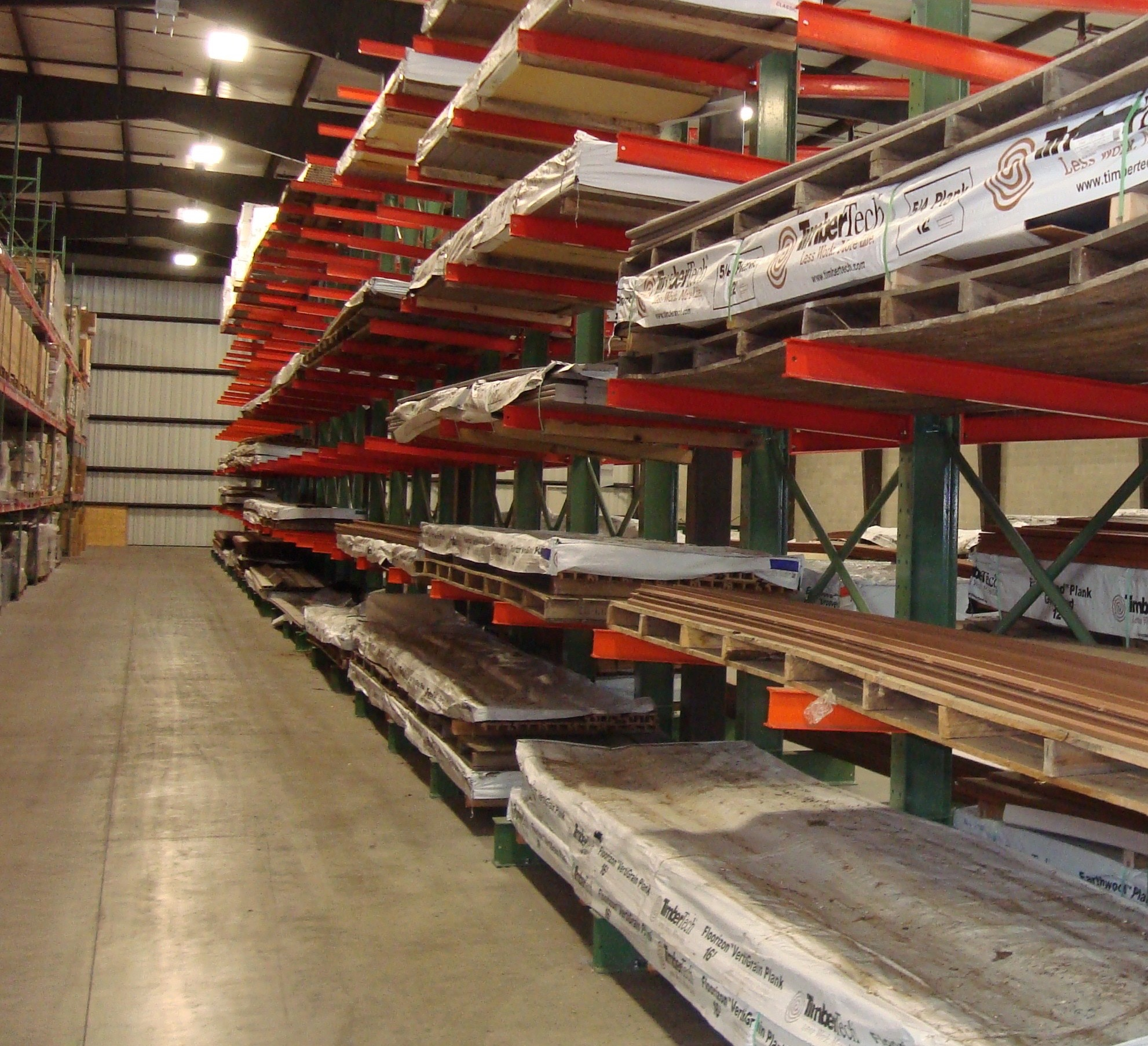 cantilever rack systems MN