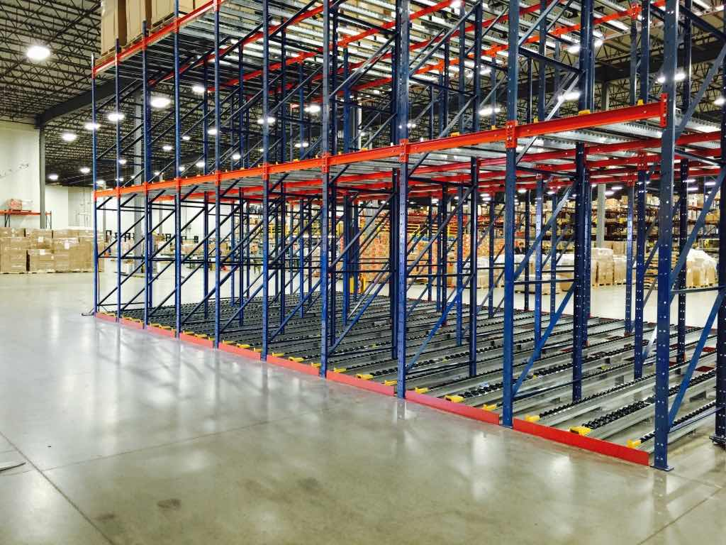 Pallet rack systems warehouse racking systems ak for Best industrial design companies