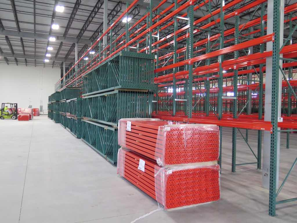 Basic RMI Pallet Rack Requirements To Know