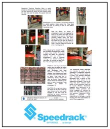 Speedrack Pallet Rack Assembly Instructions