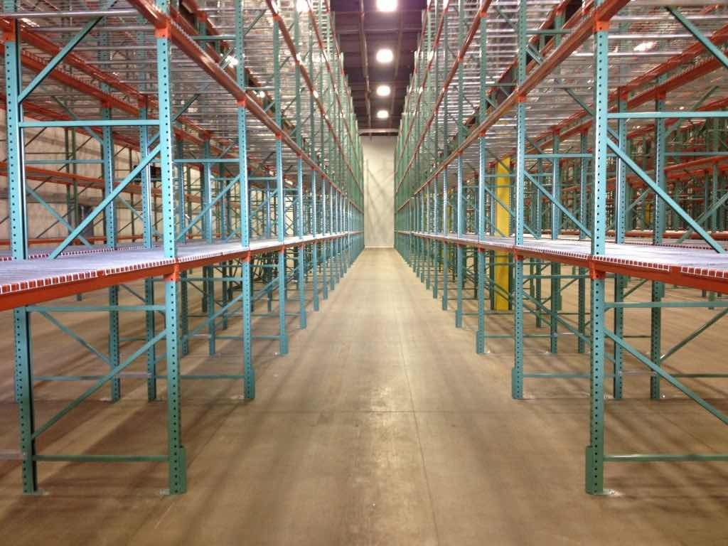 Nashville Wire Products Frankfort Ky | Pallet Rack Wire Decking Wire Decks Ak Material Handling Systems
