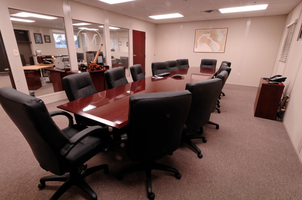 warehouse conference room