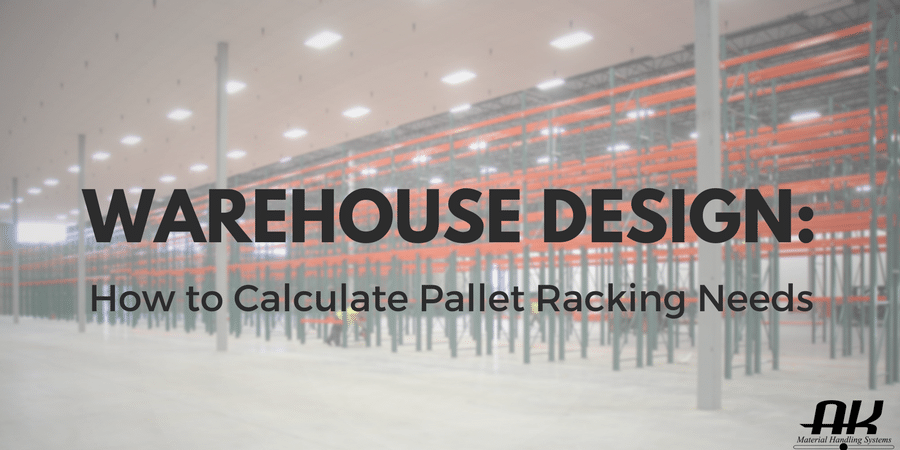 Pallet rack calculator how to calculate pallet racking needs how to calculate pallet racking ccuart Gallery