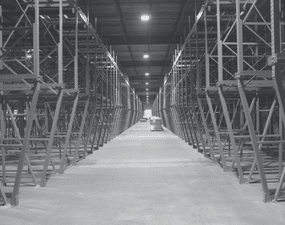 Improve Warehouse Space Utilization with Drive In Rack