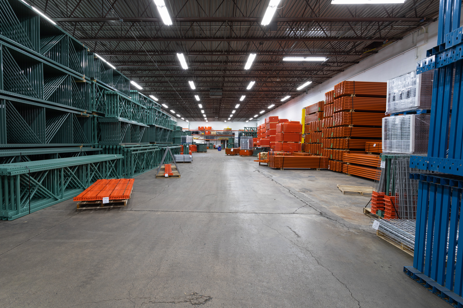 Designing to Optimize Your Warehouse Space