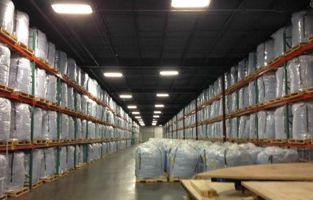 Pallet RacksPallet Racking in a Warehouse